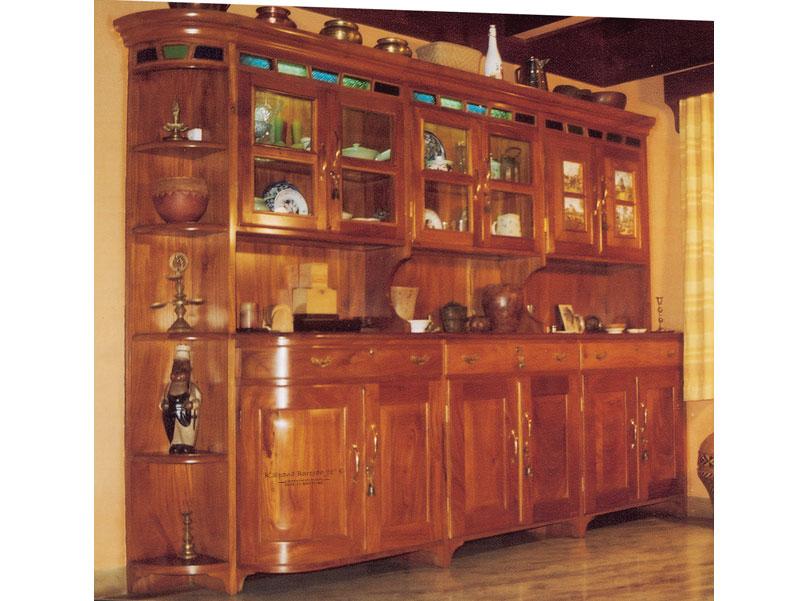Long Wall Cabinet